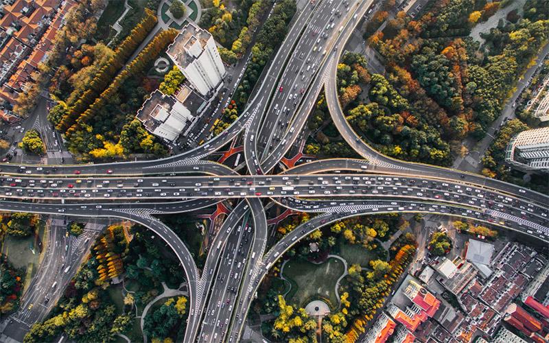 Autobahn คำศัพท์ ถนน ทางด่วน ทางหลวง ยุโรป เยอรมนี