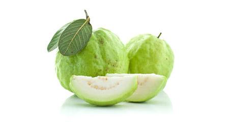 คำศัพท์ ผลไม้ในภาษาจีน Fān shí liu(ฟาน ฉือ หลิว)ฝรั่ง