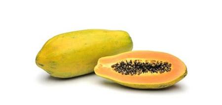 木瓜Mùguā( มู่ กวา )มะละกอ