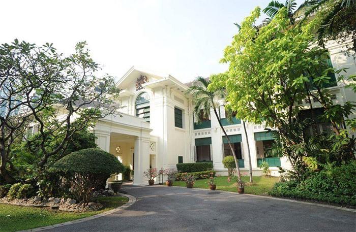สถานทูตอังกฤษ ในประเทศไทย
