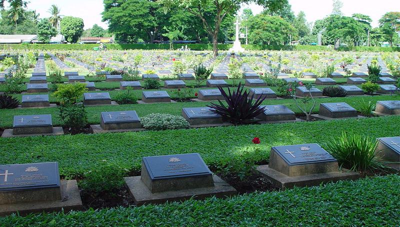 ประเทศอังกฤษ พิพิธภัณฑ์ สงครามโลกครั้งที่ 2 สุสาน เที่ยวกาญจนบุรี