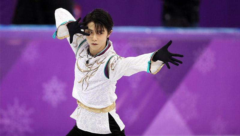 ทีมชาติญี่ปุ่น นักกีฬา ฤดูหนาว สเกตน้ำแข็ง สเกตลีลา โอลิมปิก โอลิมปิกฤดูหนาว