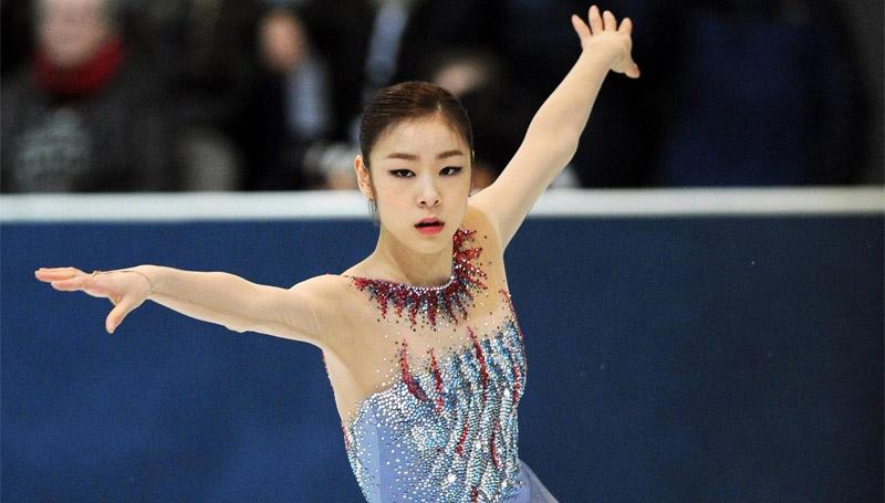 Kim Yuna คิม ยูนา เกาหลีใต้ โอลิมปิกฤดูหนาว