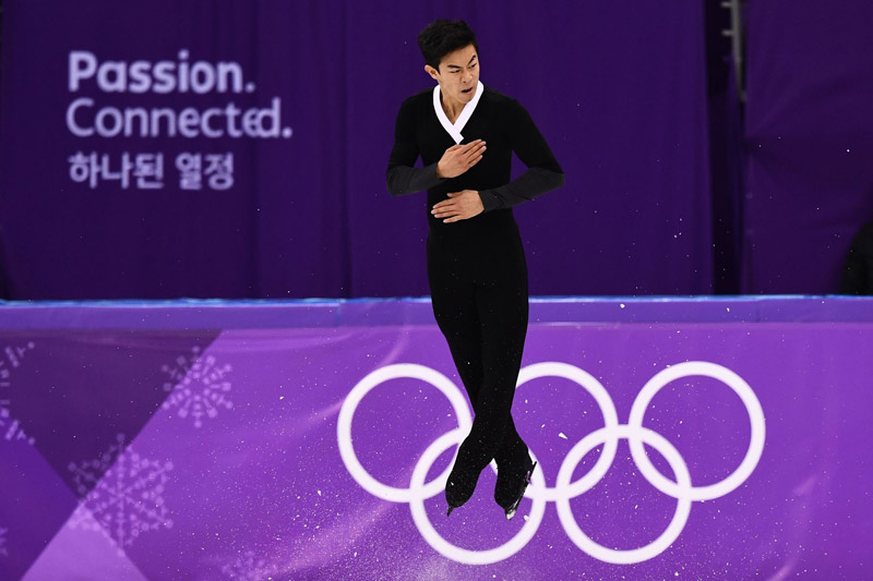 Nathan Chen จาก สหรัฐฯ