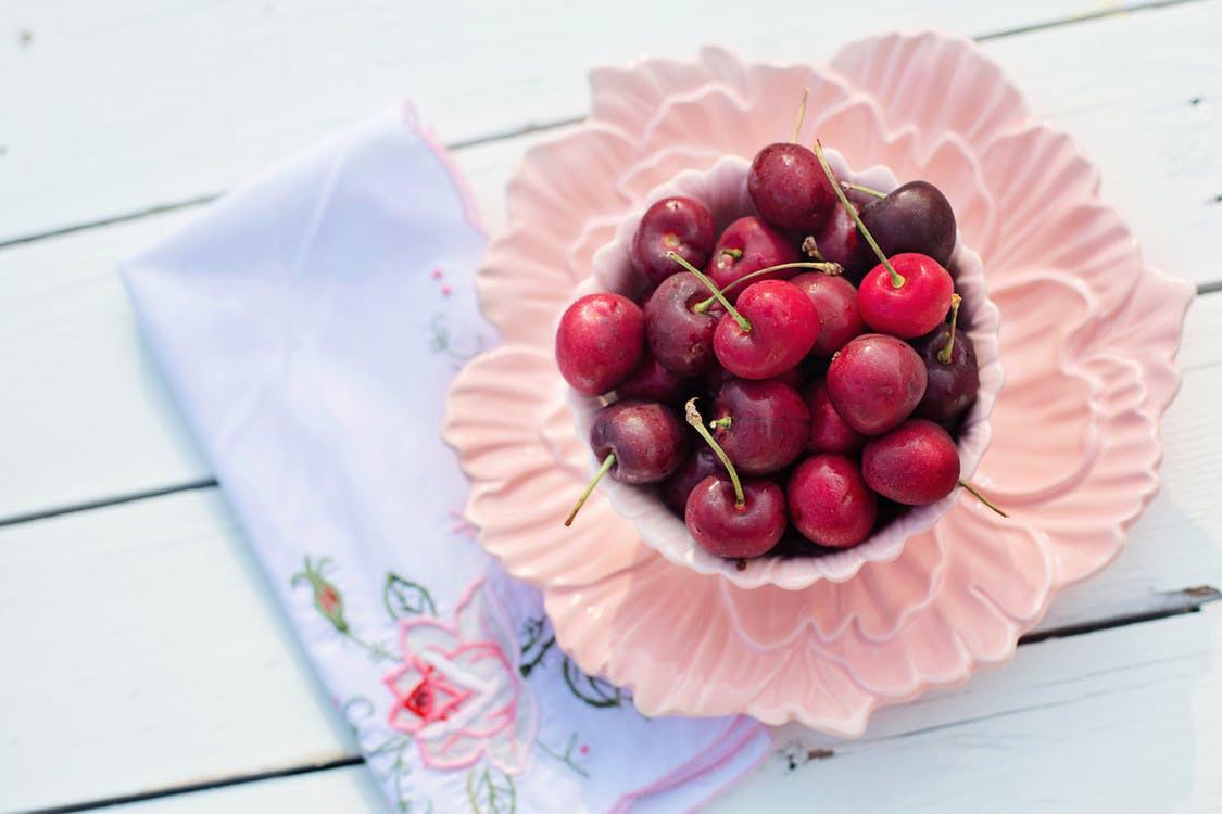 ดอกไม้ สีชมพู