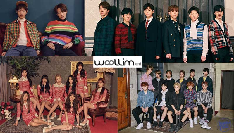 Woollim Entertainment