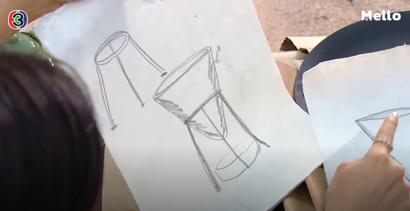แม่หญิงการะเกด ผู้นำเทรนด์นวัตกรรมแห่งอยุธยา เครื่องกรองน้ำจากเครื่องปั้นดินเผา