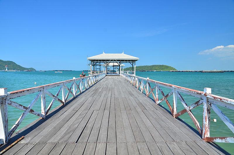สะพานอัษฎางค์ เกาะสีชัง