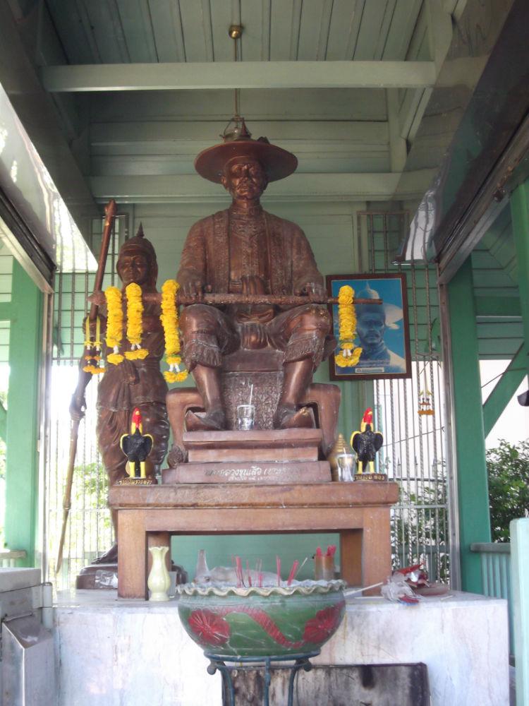 สมเด็จพระสรรเพชญ์ที่ 8 พระมหากษัตริย์ไทย