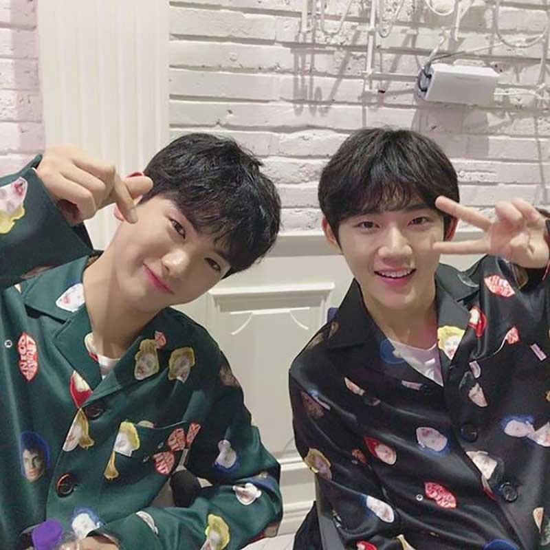 ฮยองซอบ & อึยอุง