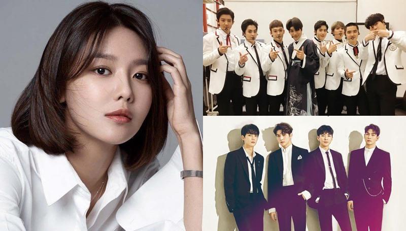 คอนเสิร์ตเกาหลี ติ่งเกาหลี ปี 2018 มาไทย ศิลปินเกาหลี เกาหลี แฟนมีตติ้ง ไอดอลเกาหลี