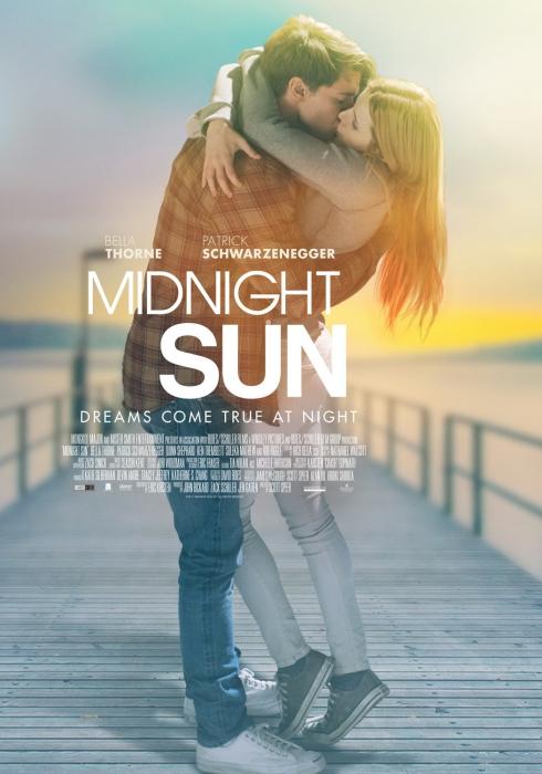 """เบลล่า-แพทริค จากหนังรัก """"MIDNIGHT SUN"""""""