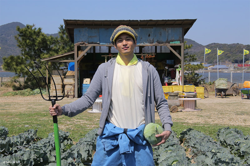 โอซามุ มูคาอิ นักแสดงนำ เรื่อง Mr. Love Chemistry