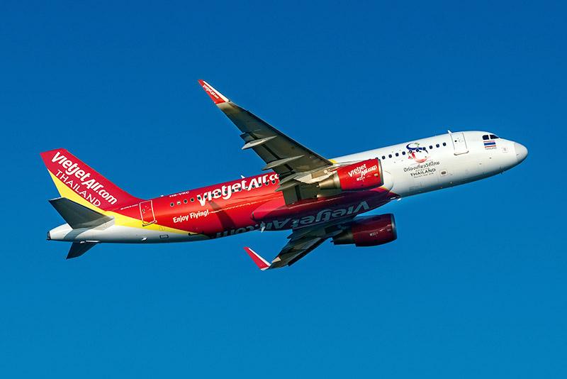 สายการบิน สายการบินเวียตเจ็ต เส้นทางใหม่
