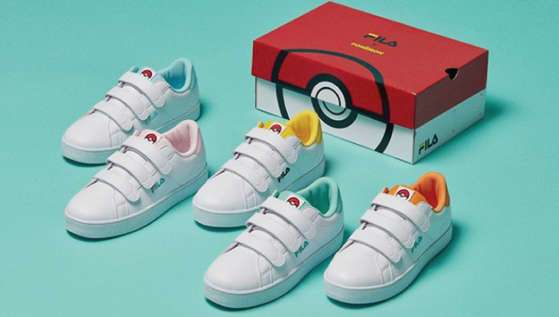 FILA filaxpokemon Pokemon