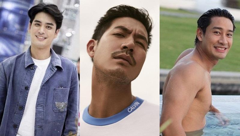 ดาราไทย นักแสดงชาย ผิวเข้ม