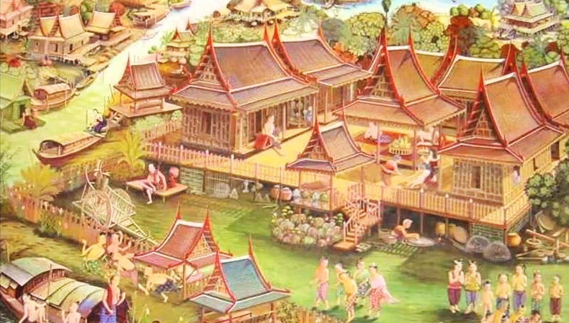 การปกครอง จตุสดมภ์ ประวัติศาสตร์ ประวัติศาสตร์ไทย พระเจ้าอู่ทอง สมัยอยุธยา เวียงวังคลังนา