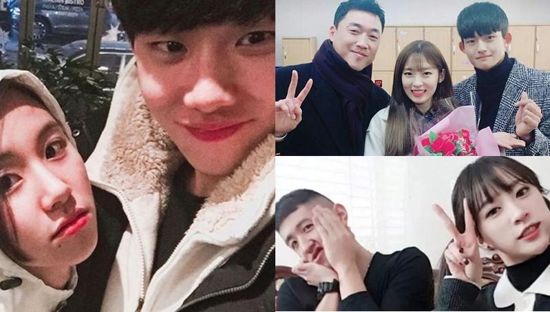น้องชาย ไอดอลหญิงเกาหลี ไอดอลเกาหลี