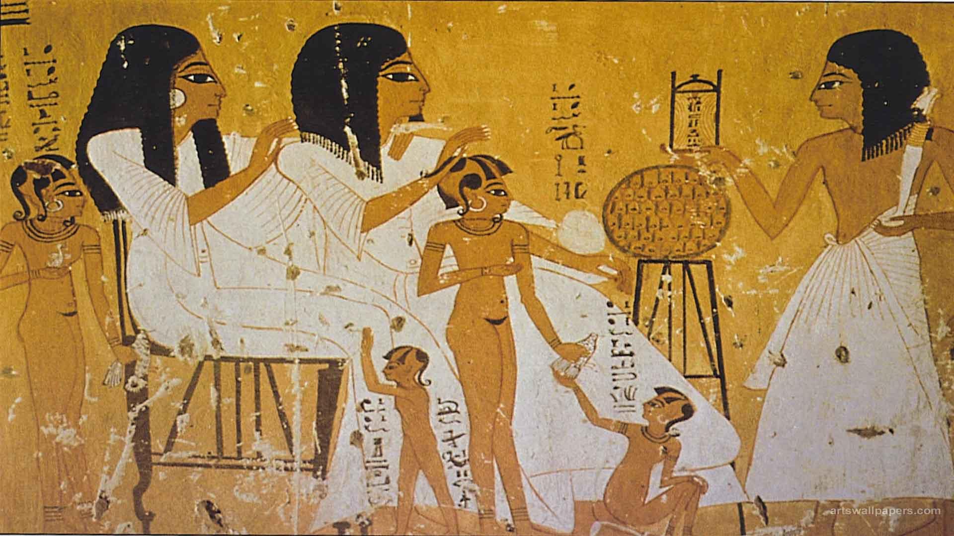 ประวัติศาสตร์ อียิปต์