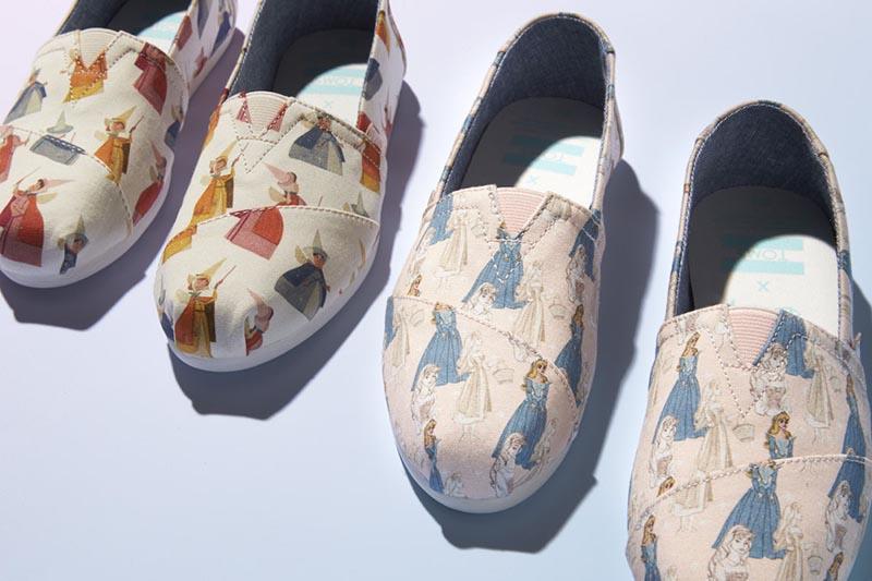 รองเท้าเจ้าหญิงดิสนีย์