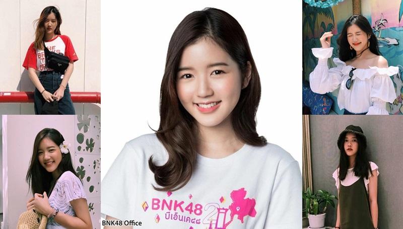 BNK 48 BNK48 รุ่นที่ 2 จูเน่ BNK48 จูเน่-เพลินพิชญา
