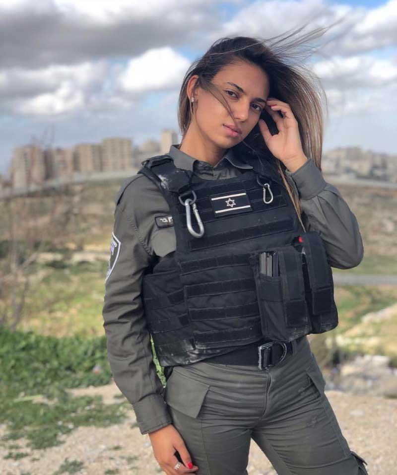 ทหารหญิงประเทศอิสราเอล