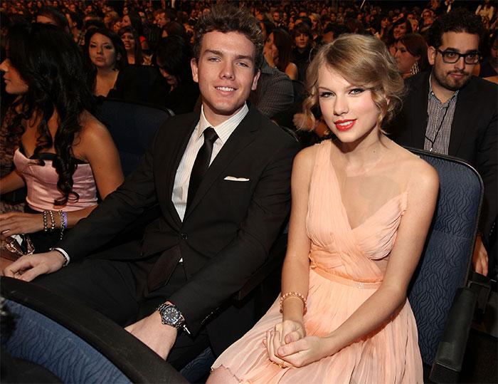 Taylor Swift กับน้องชาย Austin