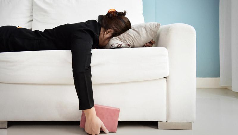 การทำงาน ความเบื่อ วันหยุดยาว