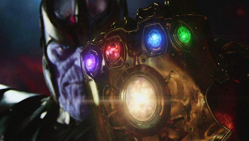 Avengers Infinity Gems marvel มาร์เวล