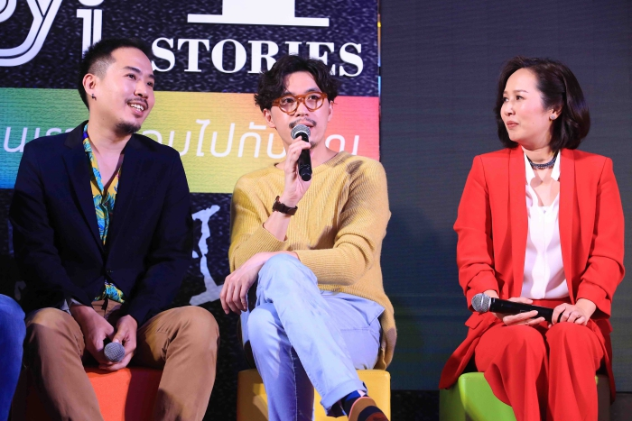 หนังสั้น i STORIES: LGBT Project By New Honda Scoopy i