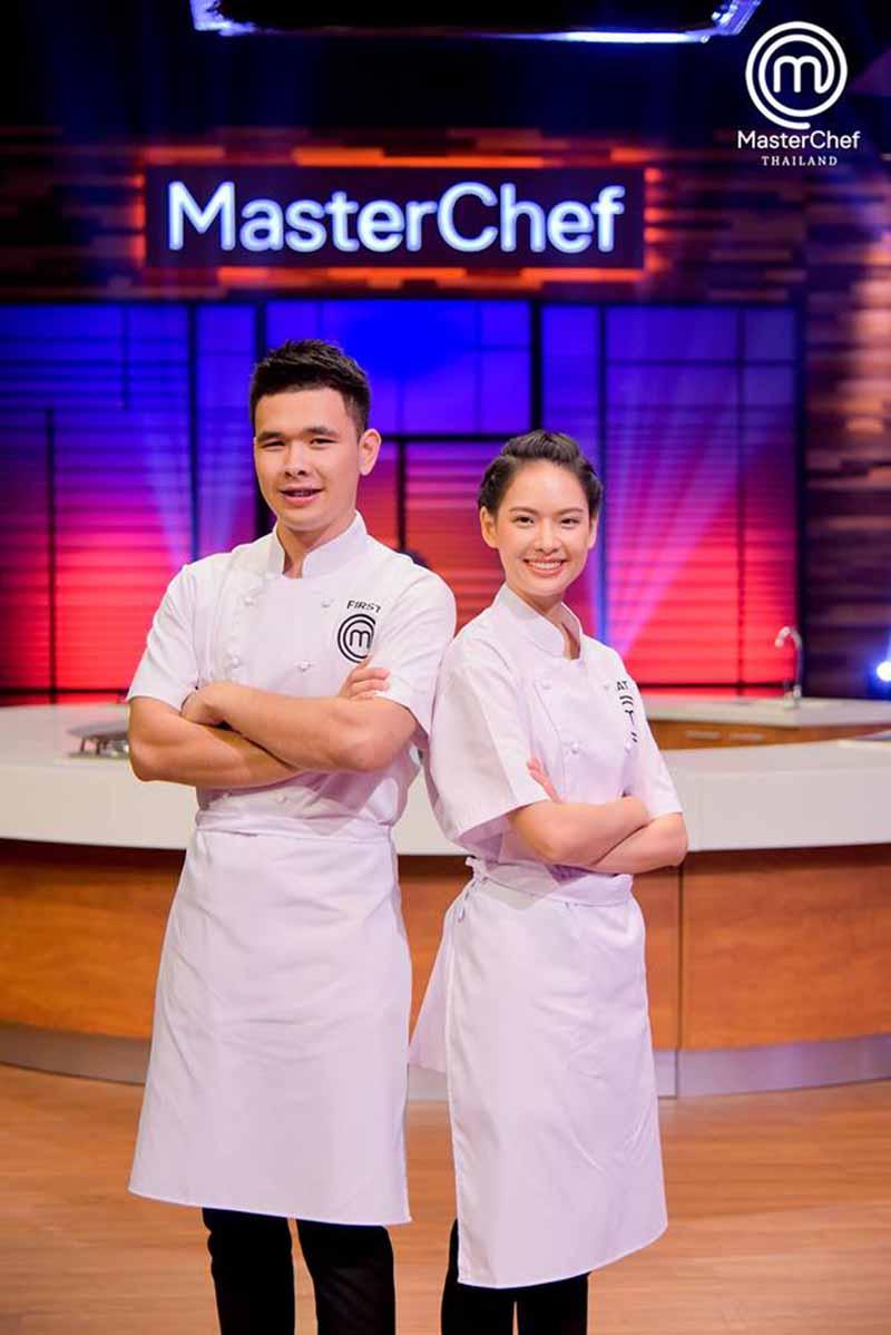 เฟิส - ลัท Masterchef Thailand