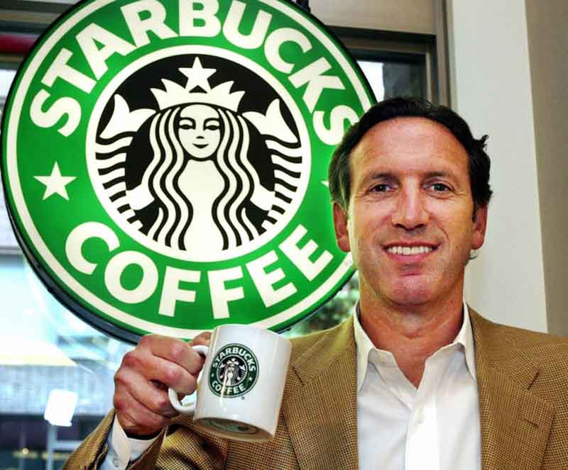 Starbucks - Howard Schultz