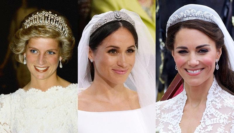 PrinceHarryandMeghanMarkle พระราชพิธีเสกสมรส ราชวงศ์อังกฤษ เจ้าชายแฮร์รี่ เทียร่า เมแกน มาร์เคิล