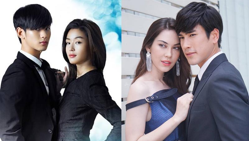 My Love from the Star You Who Came From The Star เวอร์ชั่นไทย You Who Came From the Stars ซีรีส์เกาหลี ละครไทย เวอร์ชั่นเกาหลี เวอร์ชั่นไทย