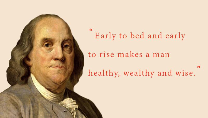 เบนจามิน แฟรงคลิน (Benjamin Franklin)