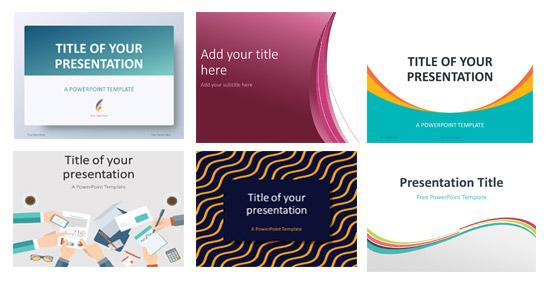 Presentation Go