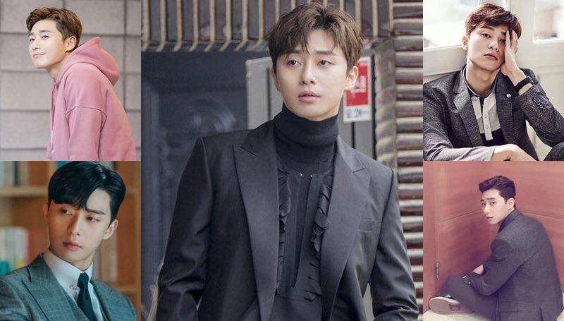 Park Seo Joon What's Wrong With Secretary Kim ซีรีส์เกาหลี พัคซอจุน