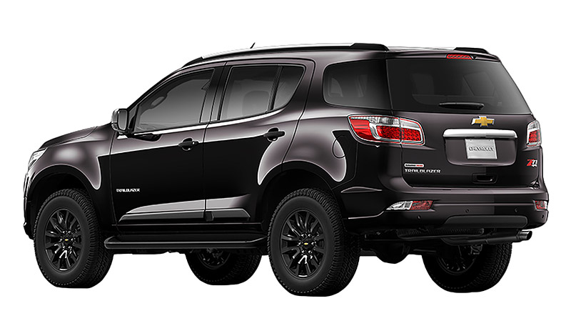 Trailblazer black R3Q.