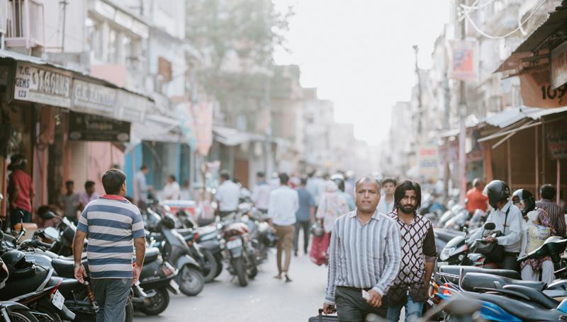 ผู้คนใน ประเทศอินเดีย