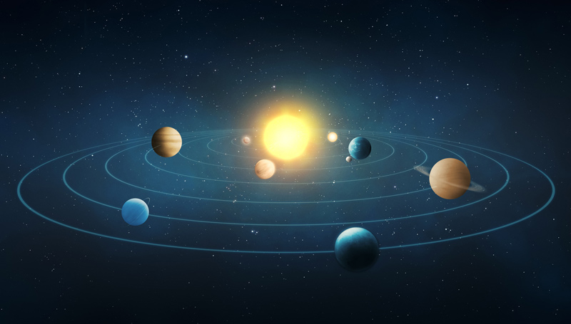 ดวงดาว ท้องฟ้า