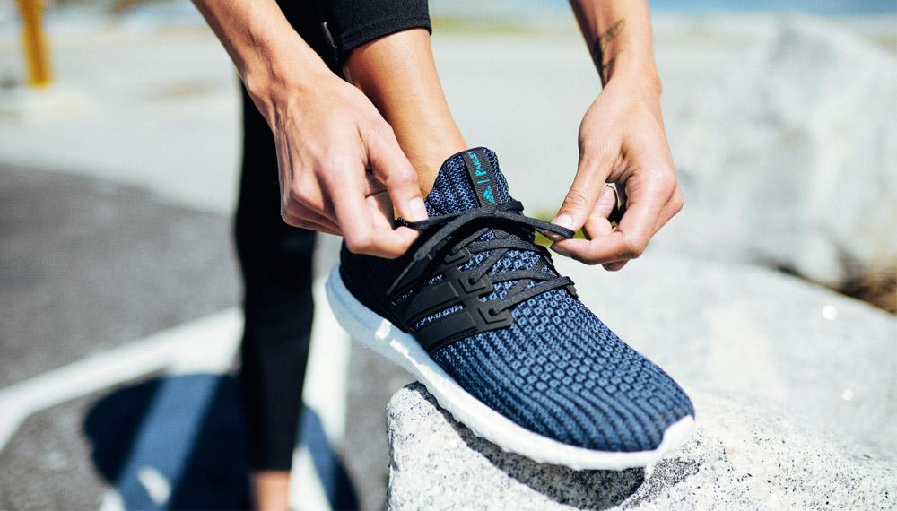 adidas Run for The Oceans ขยะ ขวดน้ำ นักวิ่ง พลาสติก รองเท้า รักษ์โลก อาดิดาส