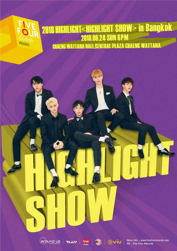 HIGHLIGHT SHOW in Bangkok