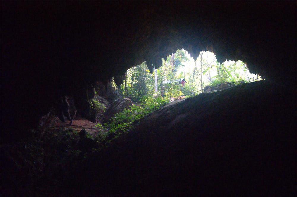 ถ้ำ ถ้ำหลวง ถ้ำหลวงขุนน้ำนางนอน วนอุทยาน เชียงราย