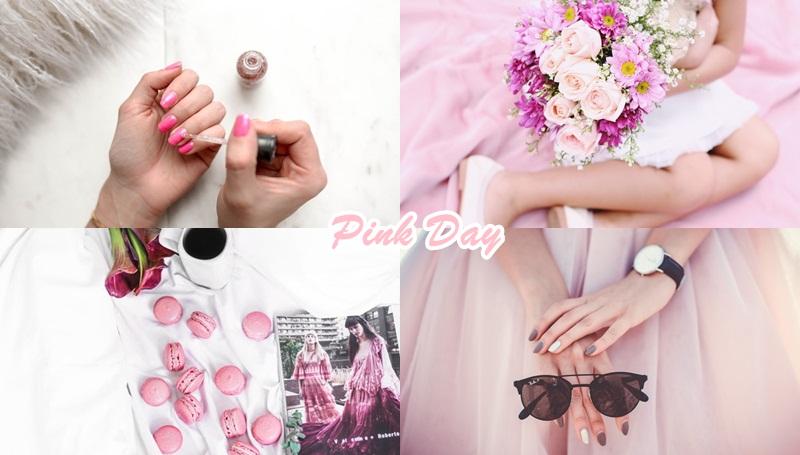 Pink Day วันนี้ในอดีต วันสีชมพู