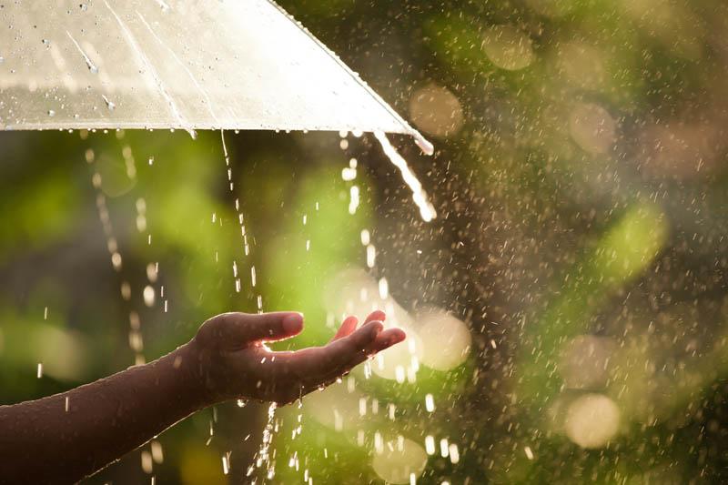 น้ำท่วม ประเภทฝนที่ตกในไทย ฝนปะทะภูเขา ฤดูฝน