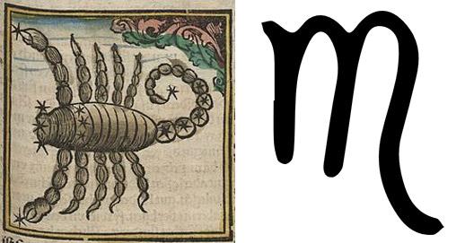 ราศีพิจิก - แมงป่อง