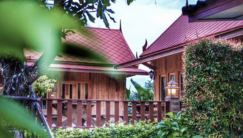 ที่พักเขาใหญ่ ที่พักแบบไทยๆ บ้านโอบอุ่น อำเภอปากช่อง เขาใหญ่
