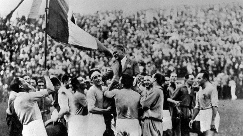 ครั้งที่ 2 ปี ค.ศ.1934ประเทศอิตาลี