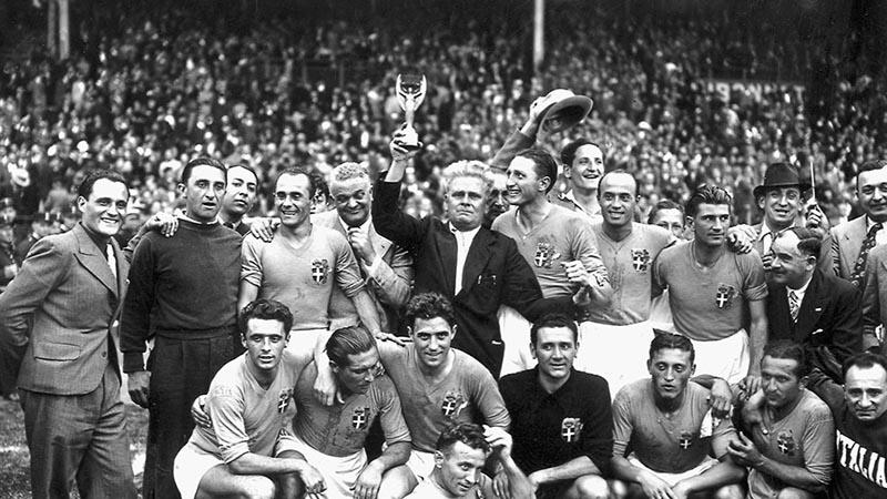 ครั้งที่ 3 ปี ค.ศ.1938ประเทศอิตาลี