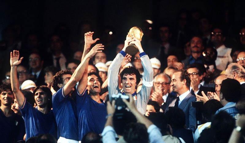 ครั้งที่ 12 ปี ค.ศ.1982 ประเทศอิตาลี